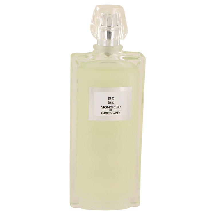 Monsieur Givenchy by Givenchy for Men Eau De Toilette Spray (Tester) 3.4 oz