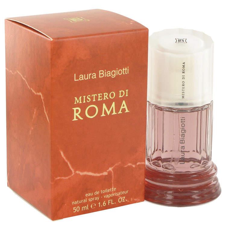 Mistero Di Roma Perfume by Laura Biagiotti 50 ml EDT Spay for Women