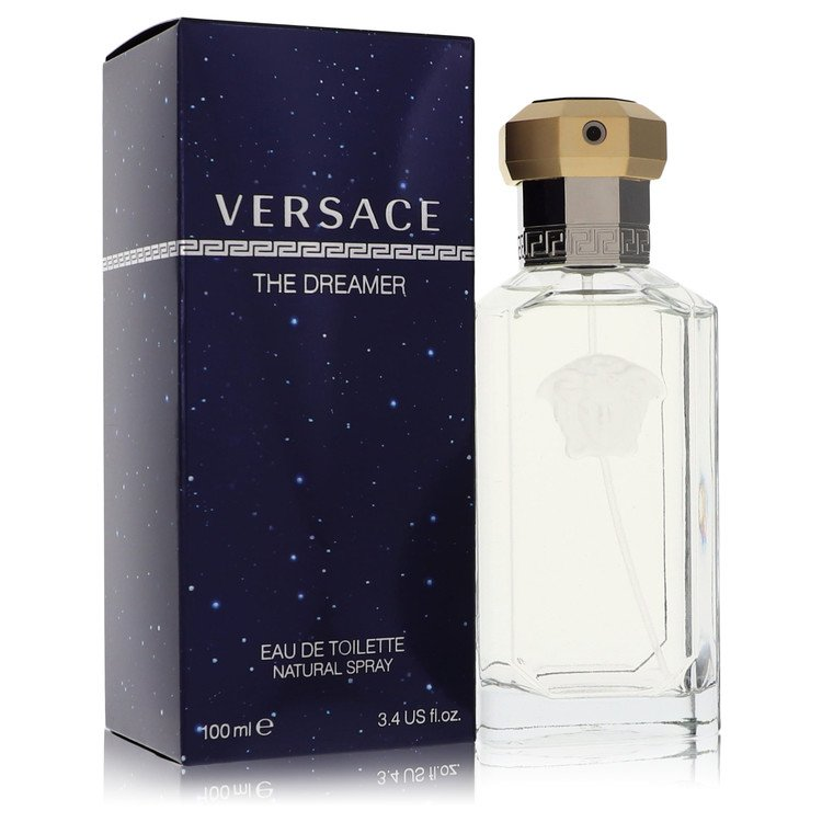 Dreamer by Versace Men's Eau De Toilette Spray 3.4 oz