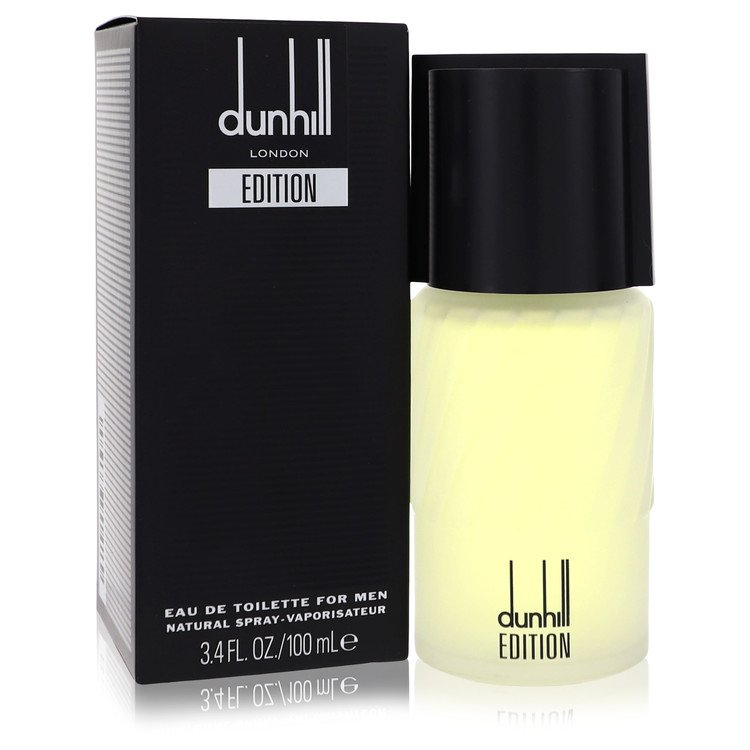 Dunhill Edition Cologne by Alfred Dunhill 100 ml EDT Spay for Men