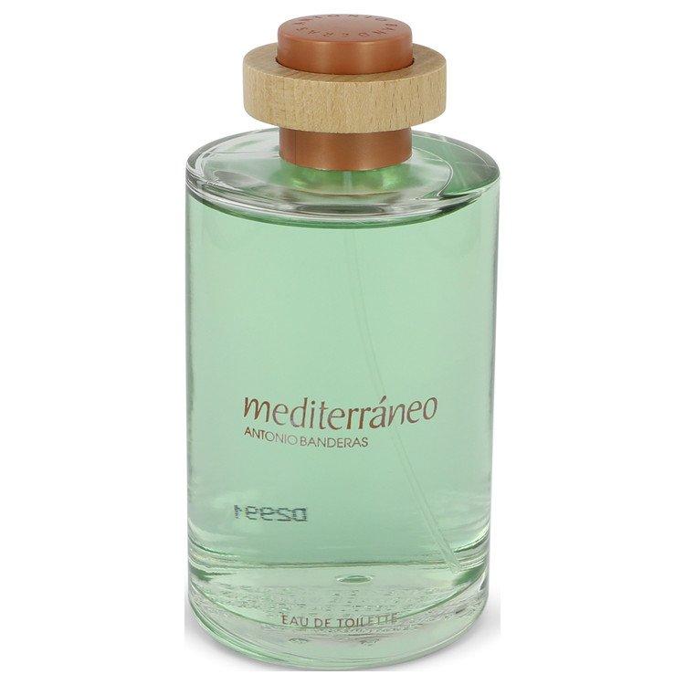 Mediterraneo Cologne 200 ml Eau De Toilette Spray (unboxed) for Men