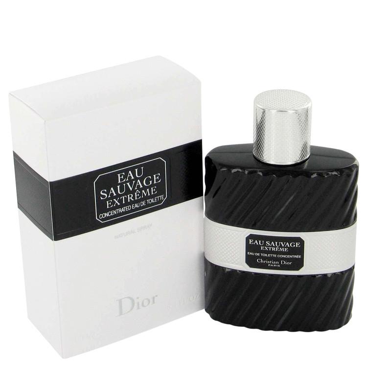 Eau Sauvage Extreme Cologne 50 ml Eau De Toilette Spray Concentree for Men