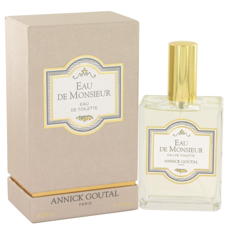 Eau De Monsieur Cologne by Annick Goutal 100 ml EDT Spay for Men
