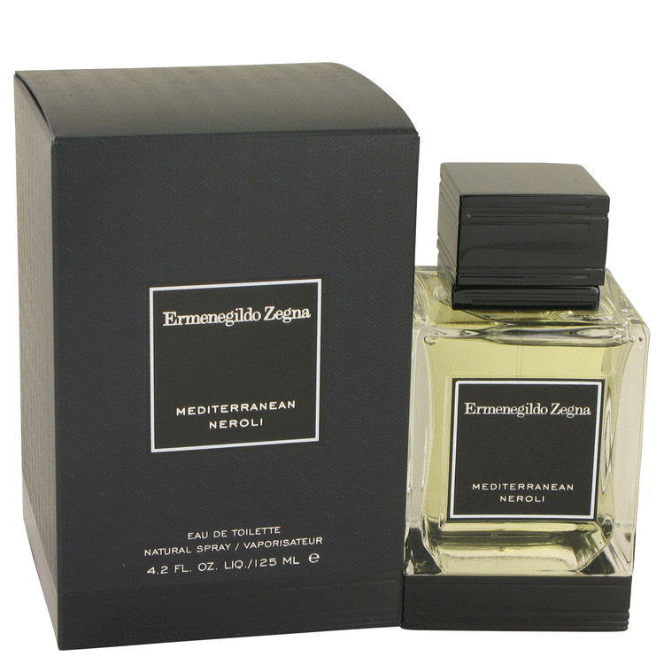Mediterranean Neroli Cologne 125 ml EDT Spay for Men