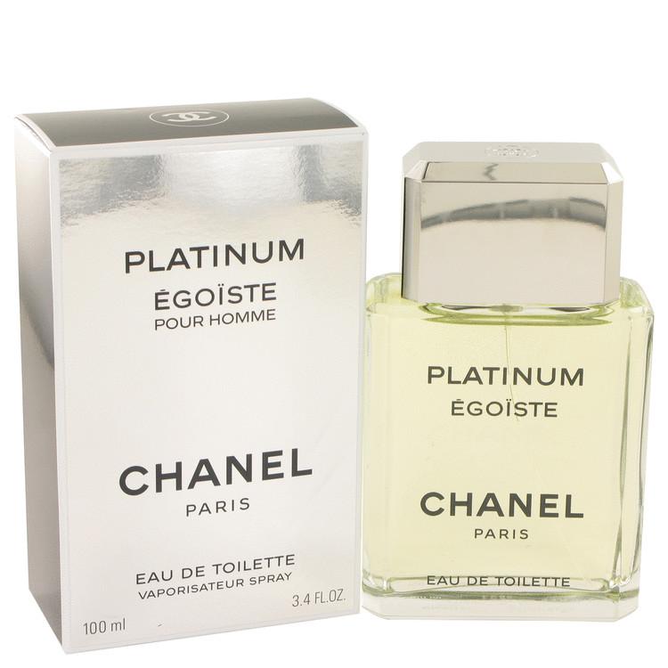 4ae8cb5ccf Platinum Égoïste by Chanel (1993) — Basenotes.net