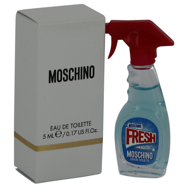 Moschino Fresh Couture by Moschino for Women Mini EDT .17 oz