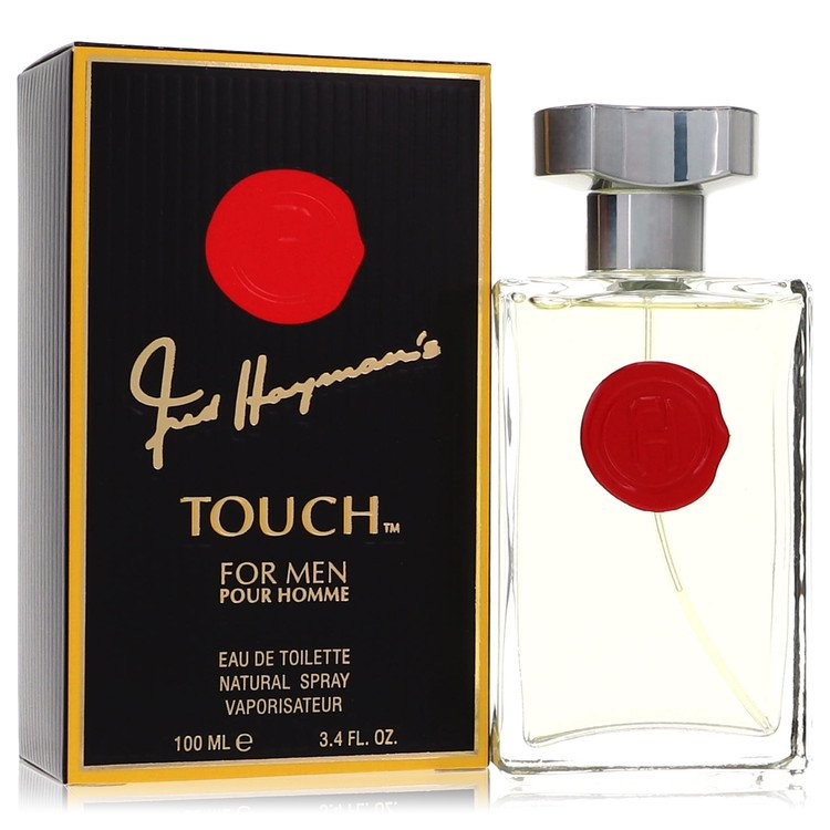 Touch Cologne by Fred Hayman 100 ml Eau De Toilette Spray for Men