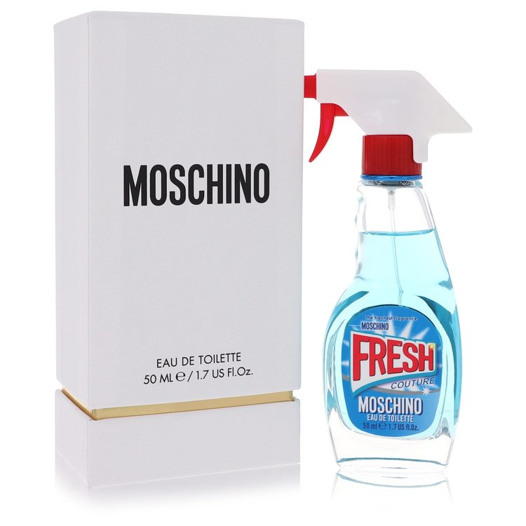 Moschino Fresh Couture Perfume by Moschino 50 ml EDT Spay for Women