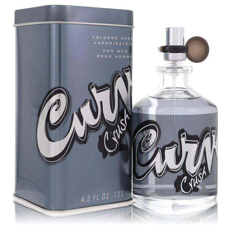 Curve Crush Cologne 4.2 oz EDC Spray for Men