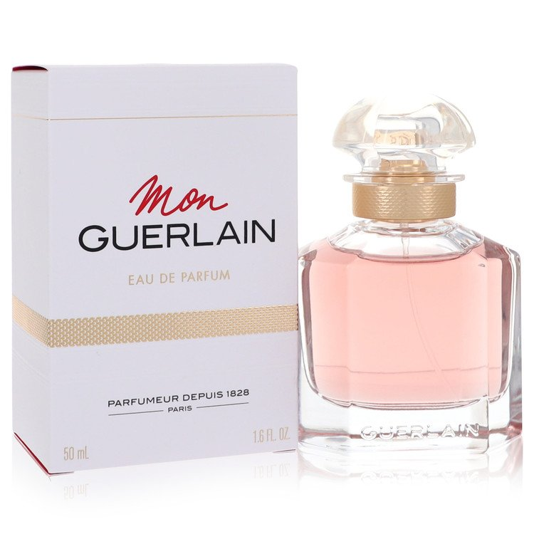Mon Guerlain Perfume by Guerlain 1.6 oz EDP Spray for Women
