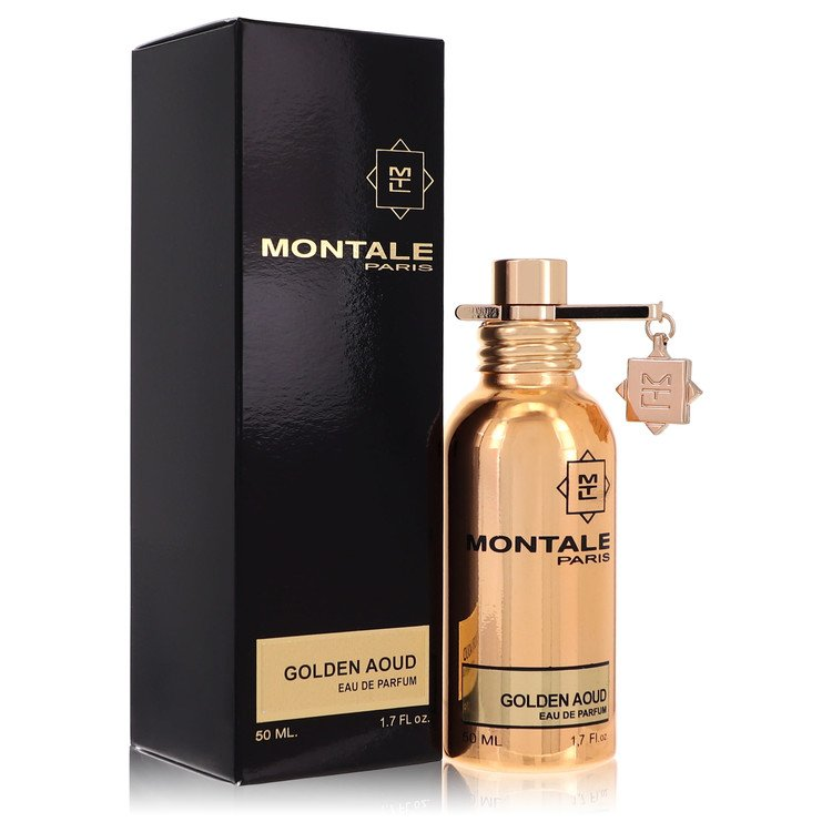 Montale Golden Aoud Perfume by Montale 1.7 oz EDP Spay for Women