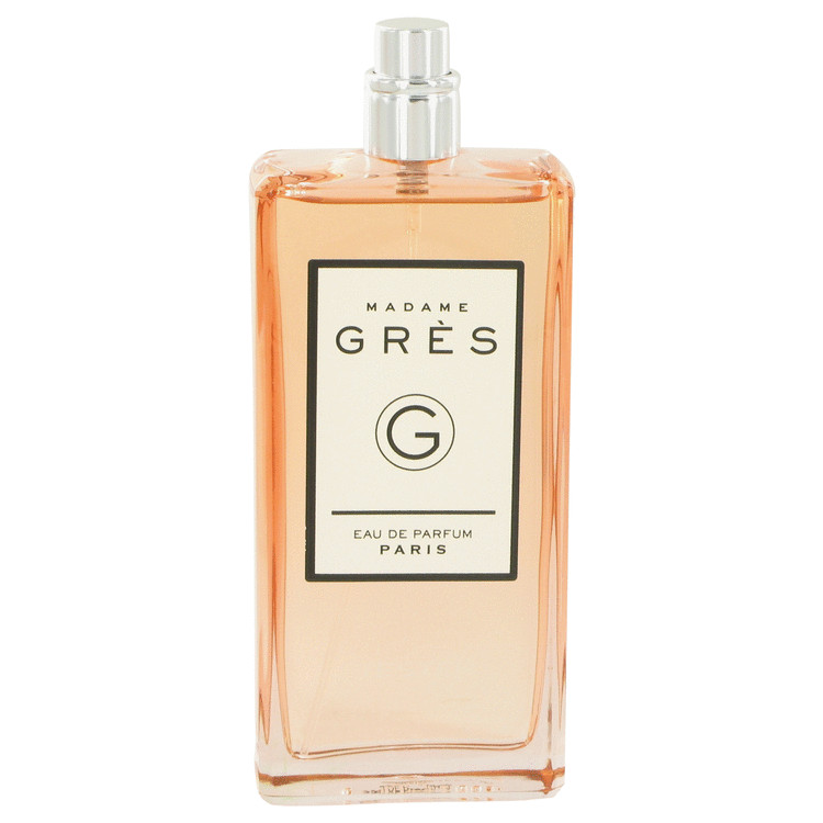 Madame Gres Perfume 100 ml Eau De Parfum Spray (Tester) for Women