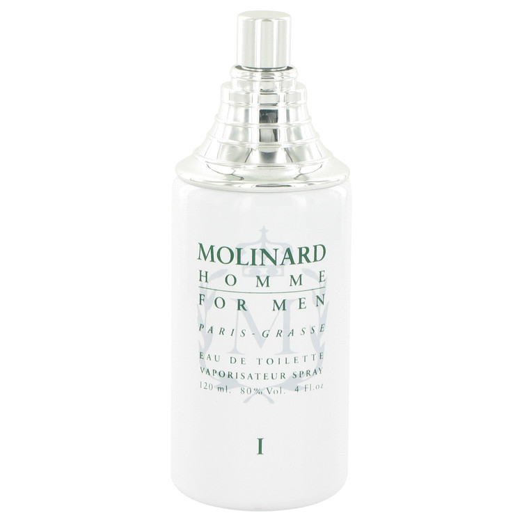Molinard I Cologne by Molinard 120 ml EDT Spray(Tester) for Men