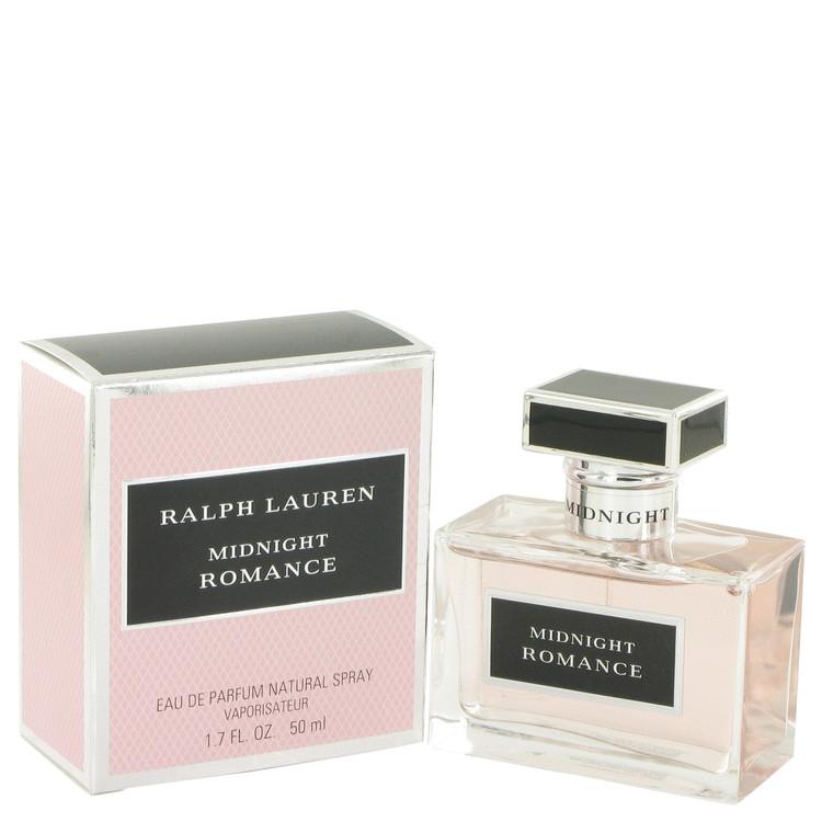 Midnight Romance Perfume by Ralph Lauren 50 ml EDP Spay for Women