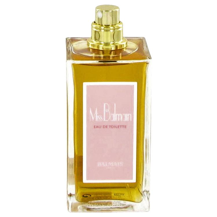 Miss Balmain Perfume 100 ml EDT Spray(Tester) for Women