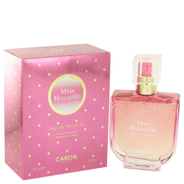 Miss Rocaille Perfume by Caron 100 ml Eau De Toilette Spray for Women