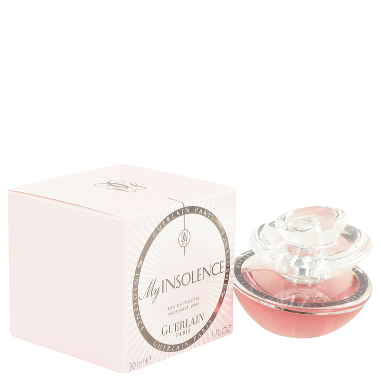 My Insolence Perfume by Guerlain 1 oz EDT Spray for Women