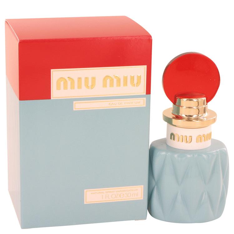 Miu Miu by Miu Miu for Women Eau De Parfum Spray 1 oz