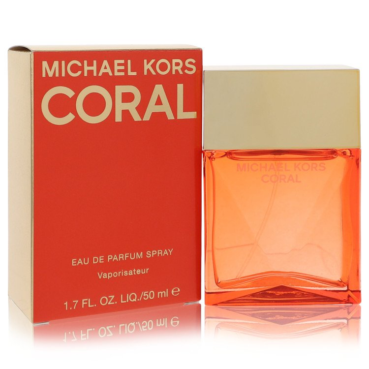 Michael Kors Coral Perfume by Michael Kors 50 ml EDP Spay for Women
