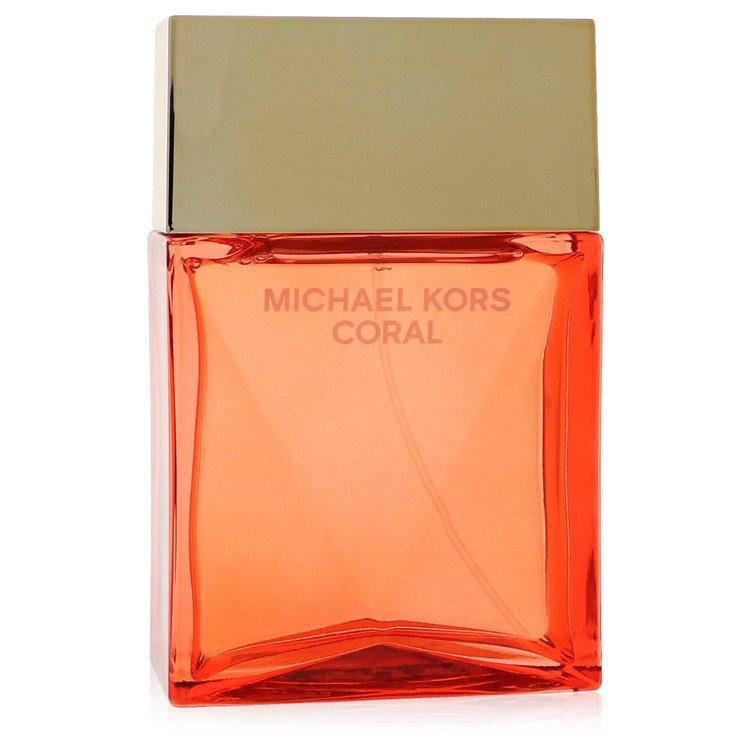 Michael Kors Coral Perfume 100 ml Eau De Parfum Spray (unboxed) for Women