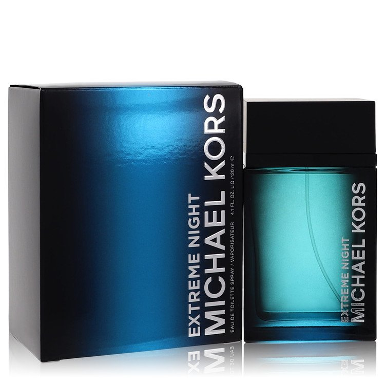 Michael Kors Extreme Night Cologne 120 ml EDT Spay for Men