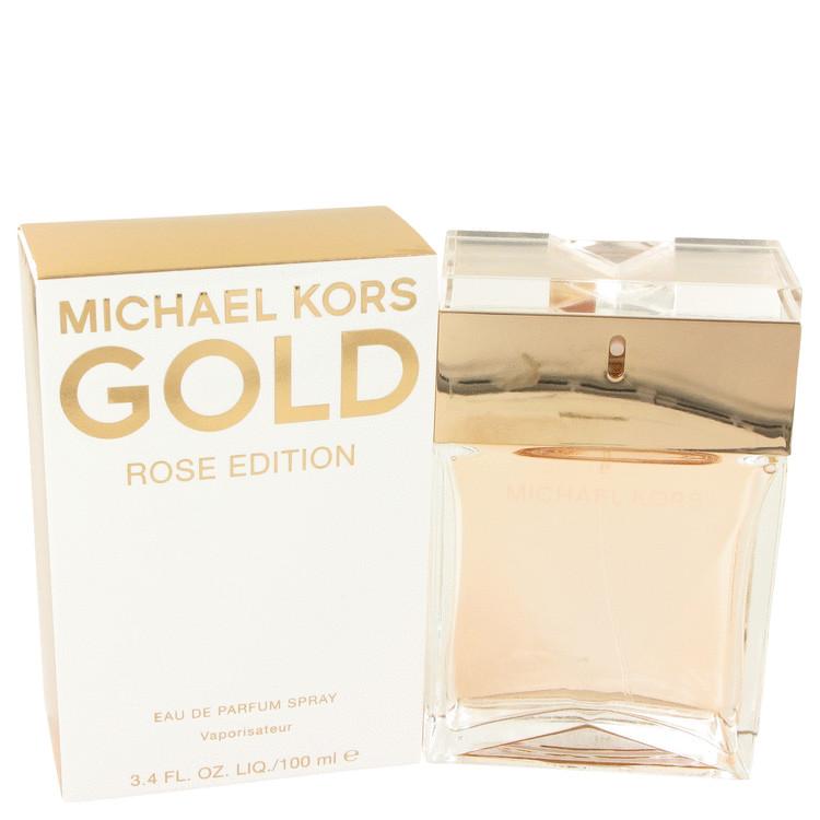 Michael Kors Gold Rose Perfume 100 ml EDP Spay for Women