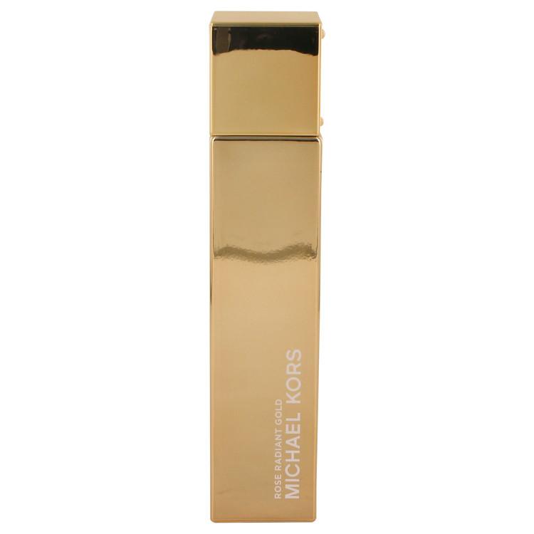 Michael Kors Rose Radiant Gold Perfume 3.4 oz EDP Spray (unboxed) for Women