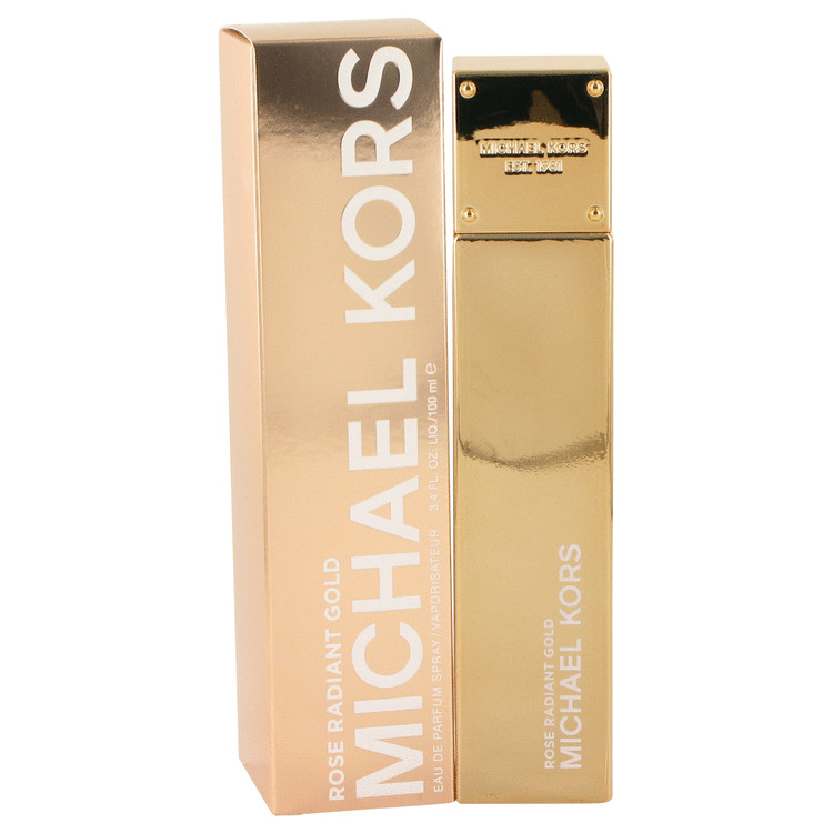 Michael Kors Rose Radiant Gold Perfume 100 ml EDP Spay for Women
