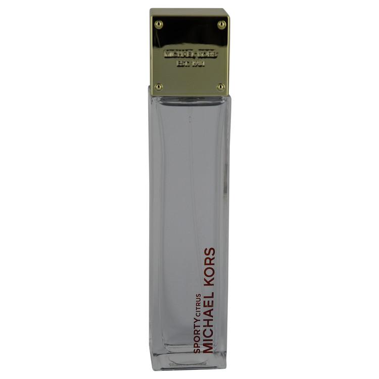 Michael Kors Sporty Citrus Perfume 100 ml Eau De Parfum Spray (Tester) for Women
