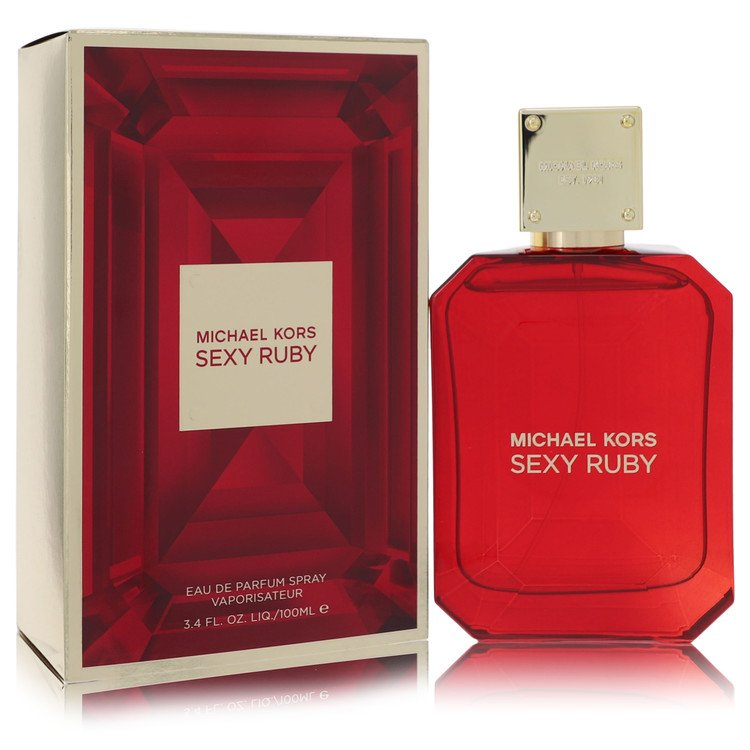 Michael Kors Sexy Ruby Perfume 100 ml EDP Spay for Women