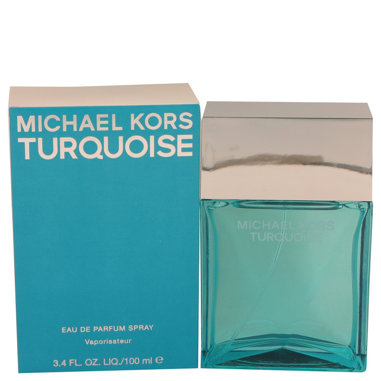 Michael Kors Turquoise Perfume 100 ml EDP Spay for Women