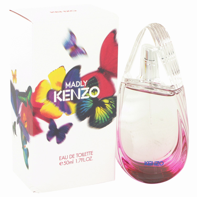Madly Kenzo Perfume by Kenzo 1.7 oz EDT Spray for Women