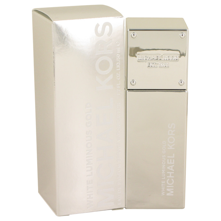 Michael Kors White Luminous Gold Perfume 50 ml EDP Spay for Women