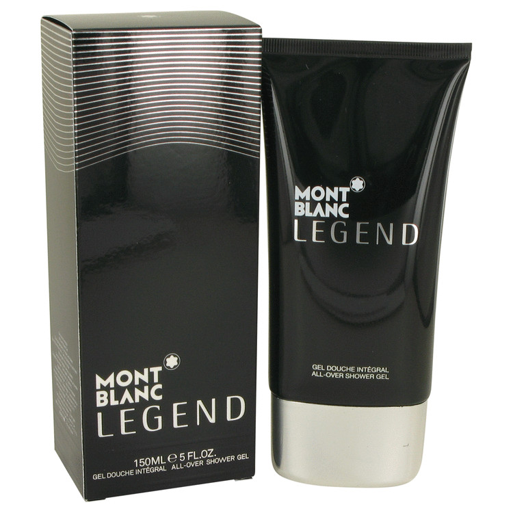 Montblanc Legend Shower Gel by Mont Blanc 5 oz Shower Gel for Men