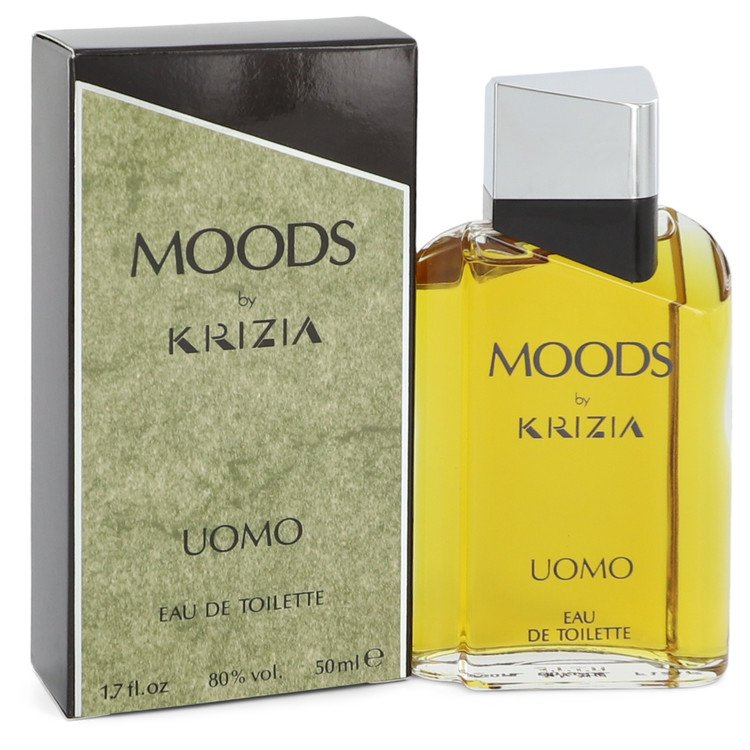 Moods by Krizia –  Eau De Toilette 1.7 oz 50 ml for Men