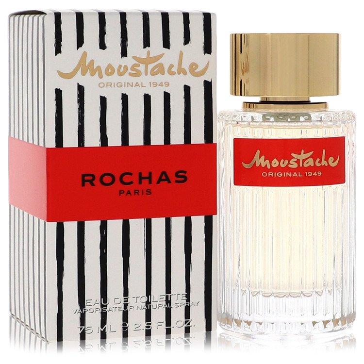 MOUSTACHE by Rochas –  Eau De Toilette Spray 2.5 oz 75 ml for Men