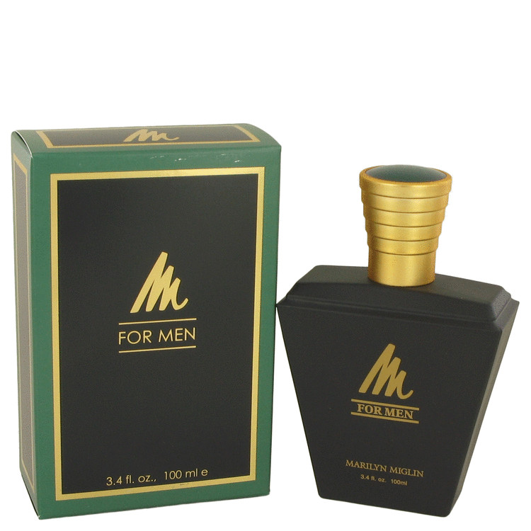 M Cologne by Marilyn Miglin 100 ml Cologne Spray for Men