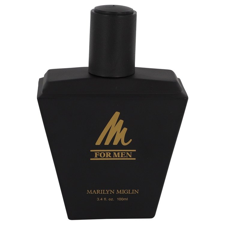 M Cologne by Marilyn Miglin 100 ml Cologne Spray (Tester) for Men