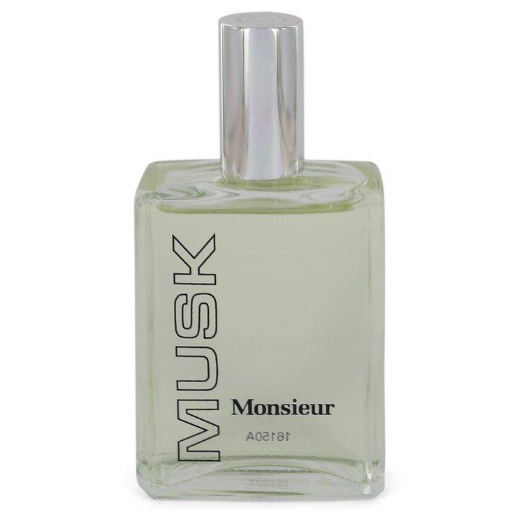 Monsieur Musk Cologne by Dana 120 ml Cologne Spray (unboxed) for Men