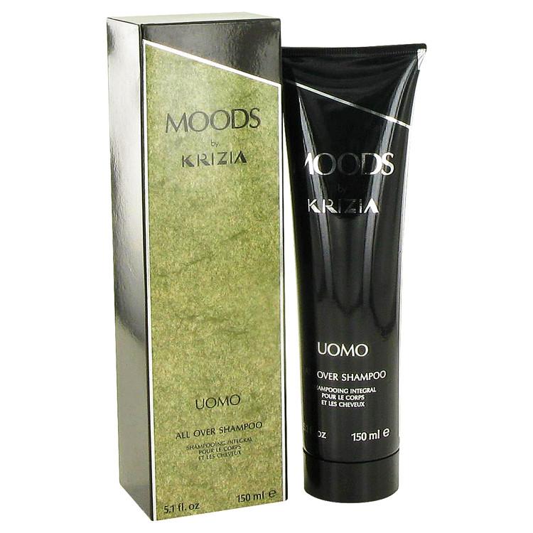 Moods Shampoo by Krizia 5.1 oz Shampoo for Men