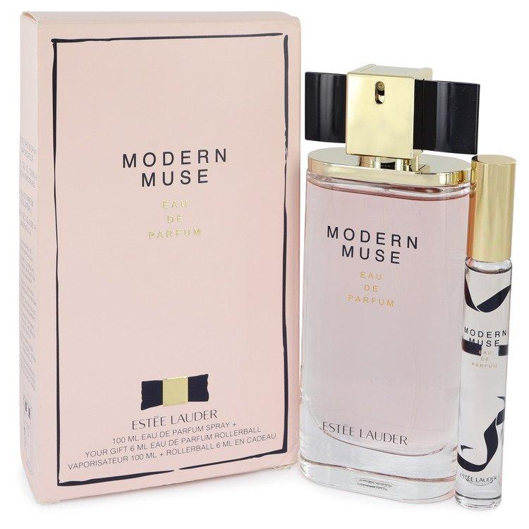 Modern Muse for Women, Gift Set (3.4 oz EDP Spray + .20 oz Mini EDP Roller Ball)
