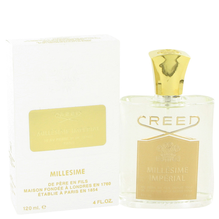 Millesime Imperial Cologne by Creed 120 ml Millesime Spray for Men