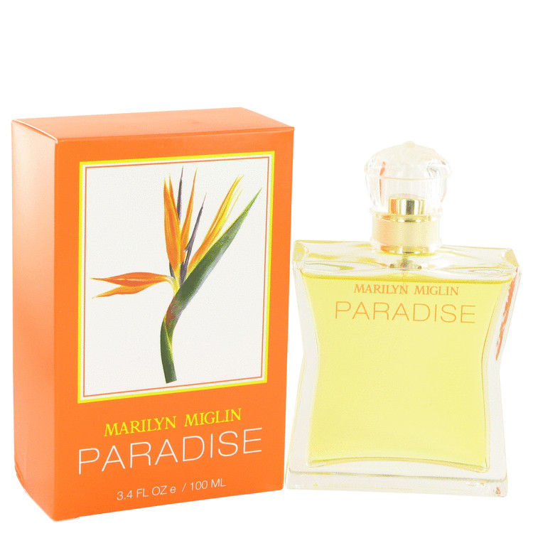 Marilyn Miglin Paradise Perfume 100 ml EDP Spay for Women