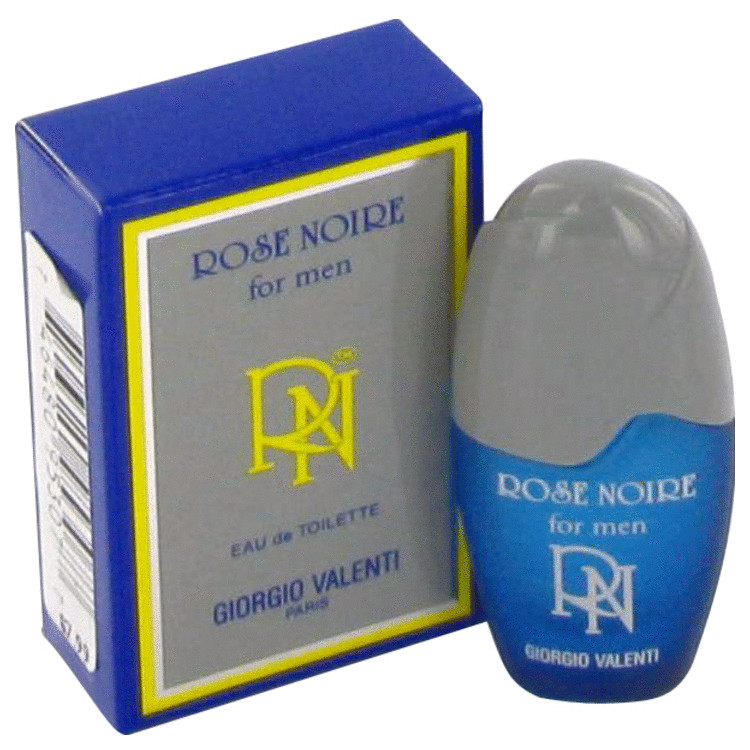 ROSE NOIRE by Giorgio Valenti for Men Mini EDT .17 oz