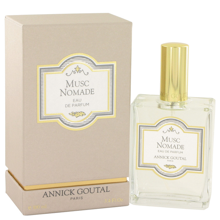 Musc Nomade Cologne by Annick Goutal 3.4 oz EDP Spay for Men