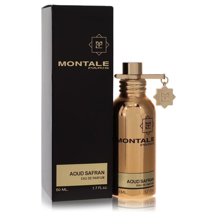 Montale Aoud Safran Perfume by Montale 1.7 oz EDP Spay for Women Spray