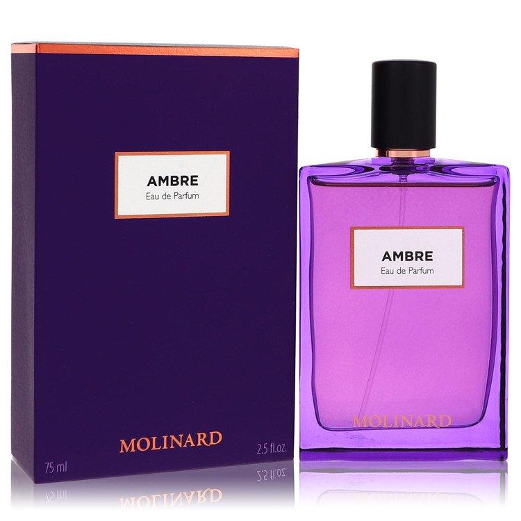 Molinard Ambre Perfume by Molinard 75 ml Eau De Parfum Spray for Women