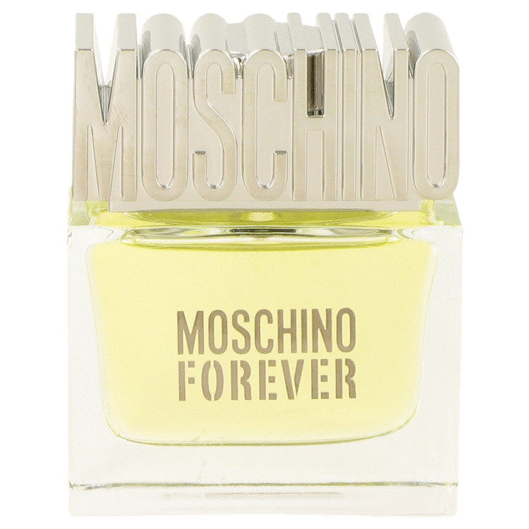 Moschino Forever by Moschino for Men Eau De Toilette Spray 1 oz