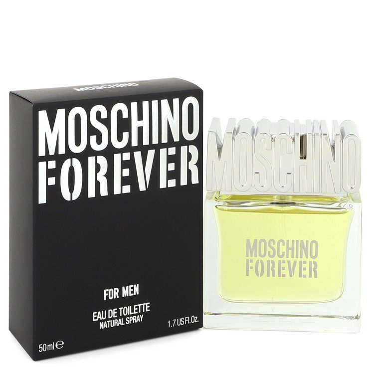Moschino Forever Cologne by Moschino 50 ml EDT Spay for Men
