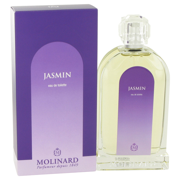 Jasmin Perfume by Molinard 100 ml Eau De Toilette Spray for Women